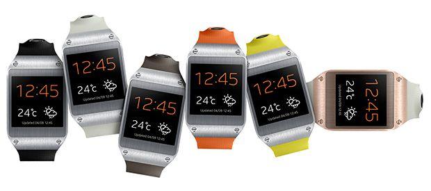 Test de la montre connectée Samsung Galaxy Gear