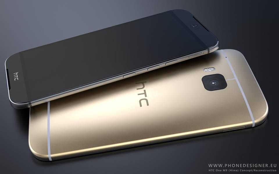 Un très joli rendu pour le HTC Hima
