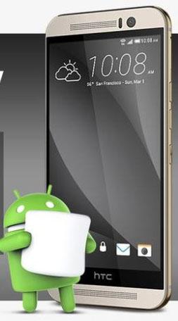 Est-ce votre téléphone HTC va bénéficier d'Android 6.0 ?