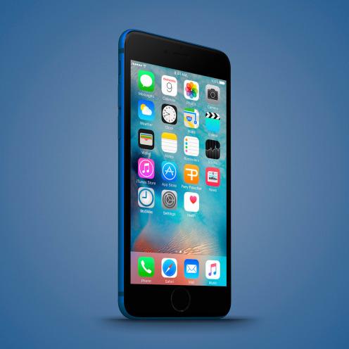 L'iPhone 6c reprendrait le design des derniers iPod Touch mais aussi les couleurs!
