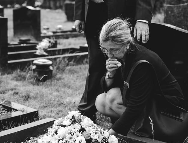 muerte y luto