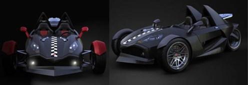 ENERGYA-Motorcycle