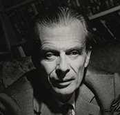 Aldous Huxley by Ida Kar