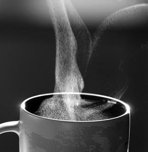 Tea steam