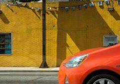 car stop light blinker