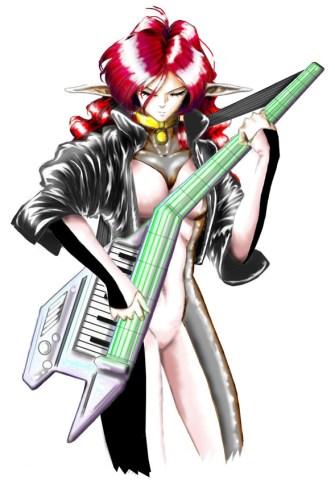 Eowyn - Rockstar