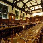 Selwyn College Formal hall