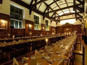 Selwyn College Formal hall