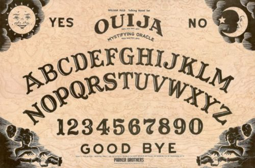 How To Use An Ouija Board