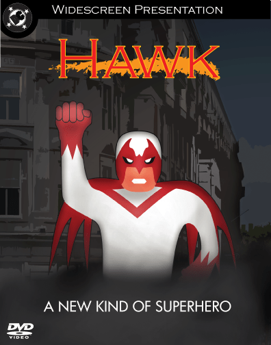 Hawk DVD Cover