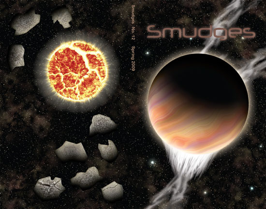 Smudges Magazine Cover