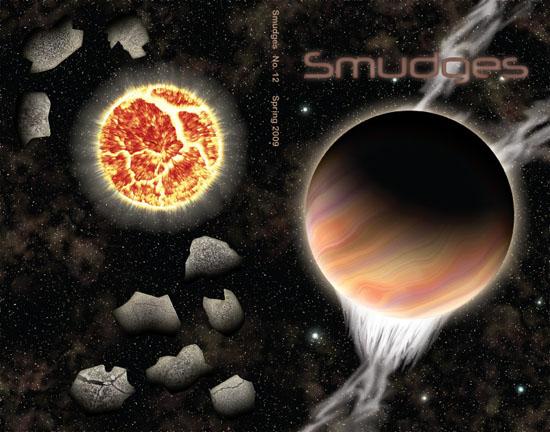 Smudges Magazine Cover