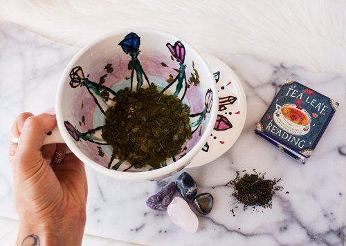 Tasseomancy Beginners Guide To Reading Tea Leaves