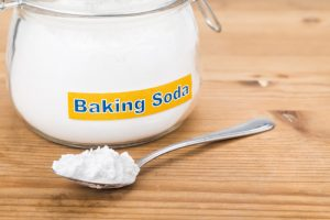 baking soda cleansing bath