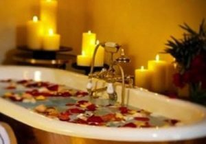 aura cleansing bath