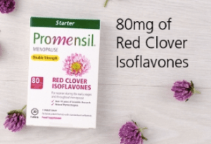 Promensil 80mg Red Clover Isoflavones