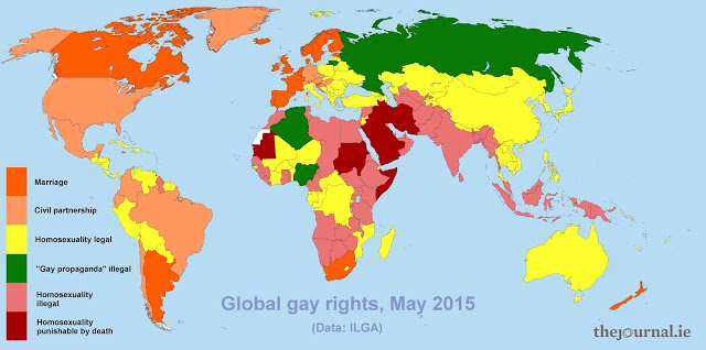 what causes homophobia- map
