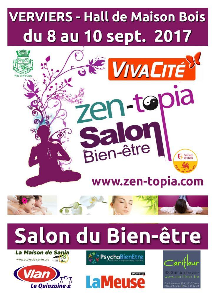 Salon Zen Topia Verviers 2017