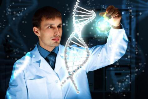 DNA a slovo