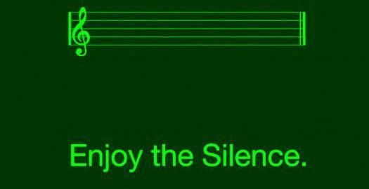 čas na ticho