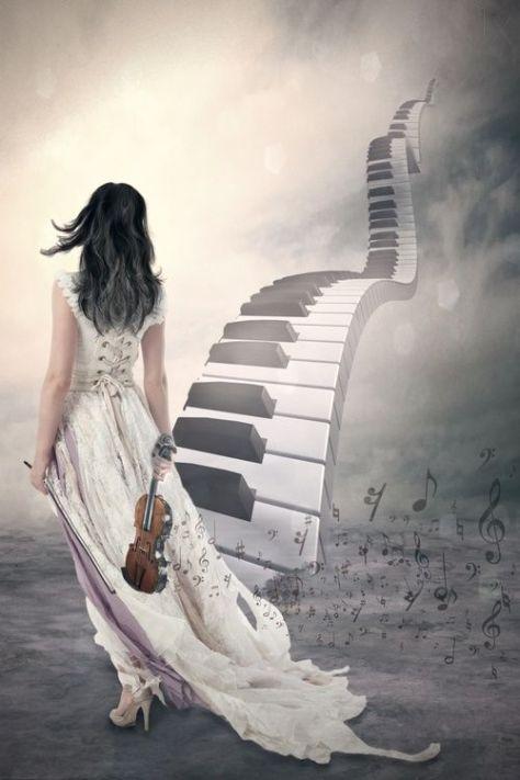 Schody do neba (message to heaven). smútok žiaľ sklamanie.