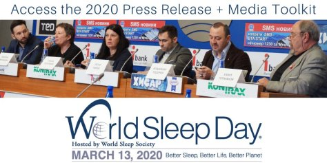 World Sleep Day 2020