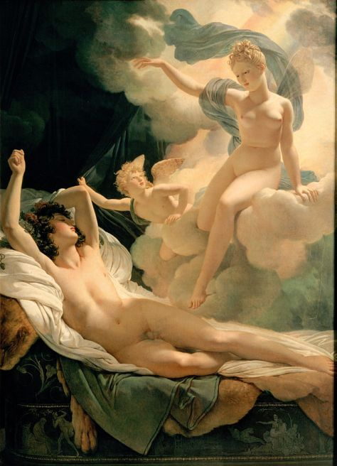 Guerin Pierre Narcisse: Morpheus and Iris http://commons.wikimedia.org/