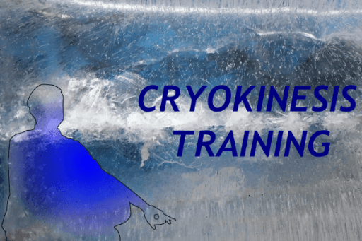 Cryokinesis - How to Get Ice Powers - 4 Techniques to Follow