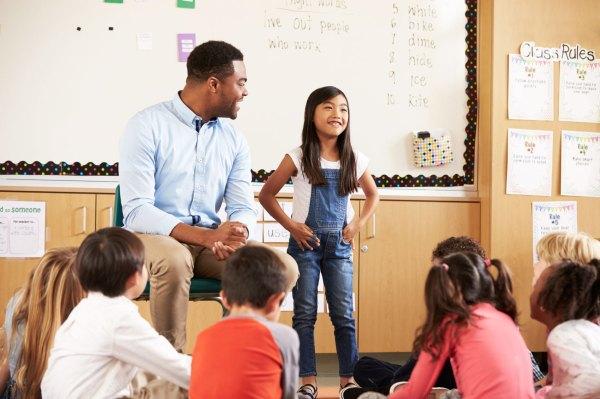 School Principals Shape Students Values