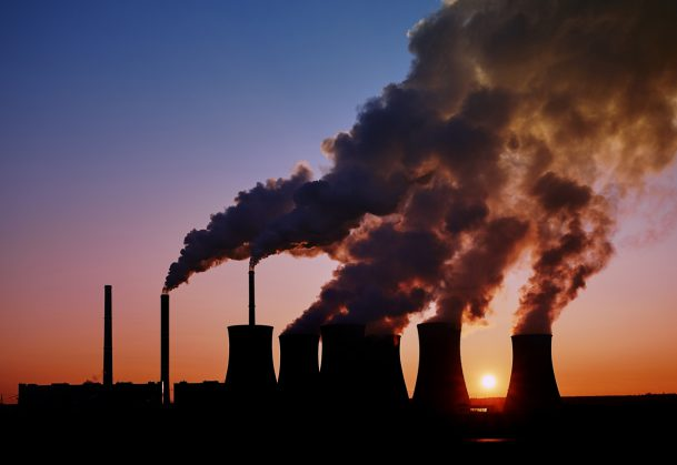 polluted air may pollute