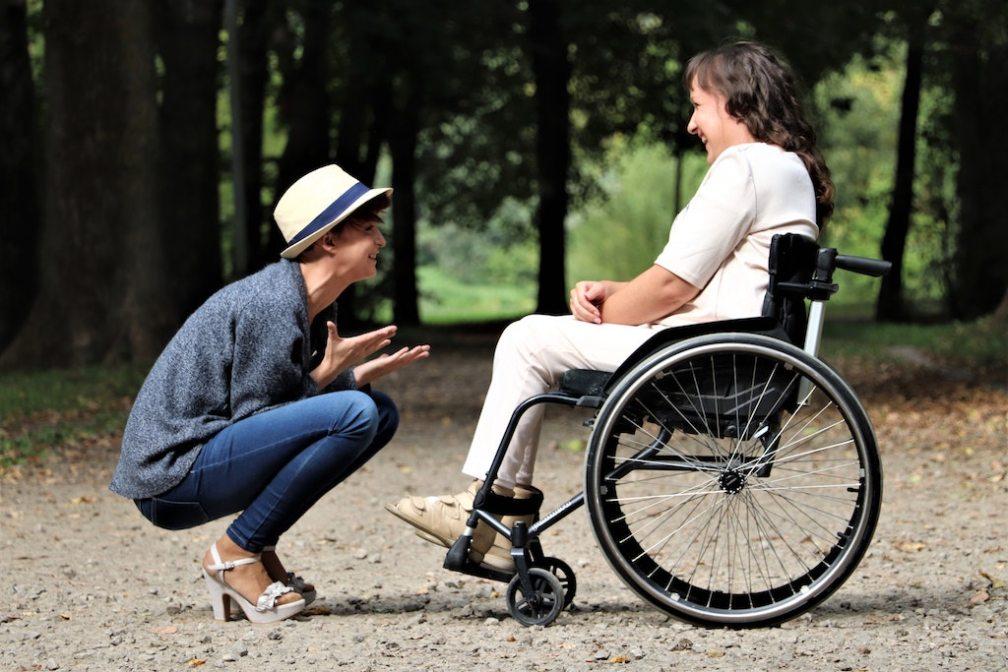Aidant handicap