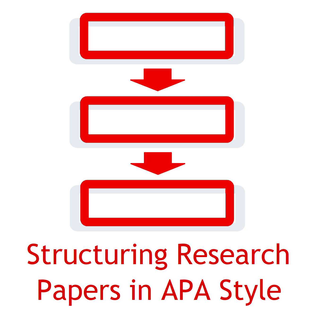 Research Paper Structure