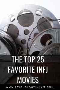 Find out which movies #INFJs love best! #INFJ #MBTI #Myersbriggs #Personality #personalitytype #movies