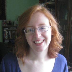 INFJ Blogger Marissa Baker