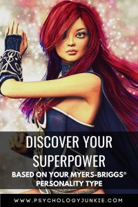 Find out what your superpower is based on your #MBTI #Personality type! #Myersbriggs #INFJ #INTJ