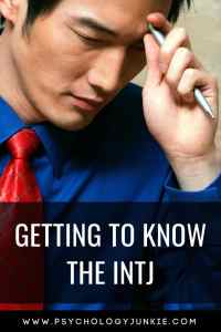 Discover the mental processes of the #INTJ #personality type! #MBTI #Myersbriggs