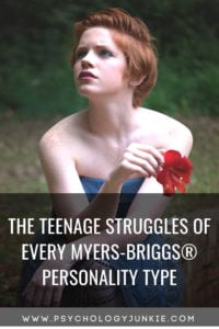 Discover the teenage struggles of every #personality type! #MBTI #Myersbriggs #personalitytype #INFJ #INFP #INTJ #INTP #ENFP #ENTJ #ENTP #ENFJ #ISTJ #ISFJ #ISTP #ISFP