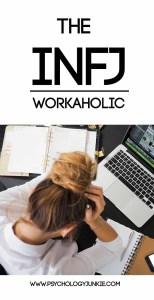 Help for #INFJ workaholics