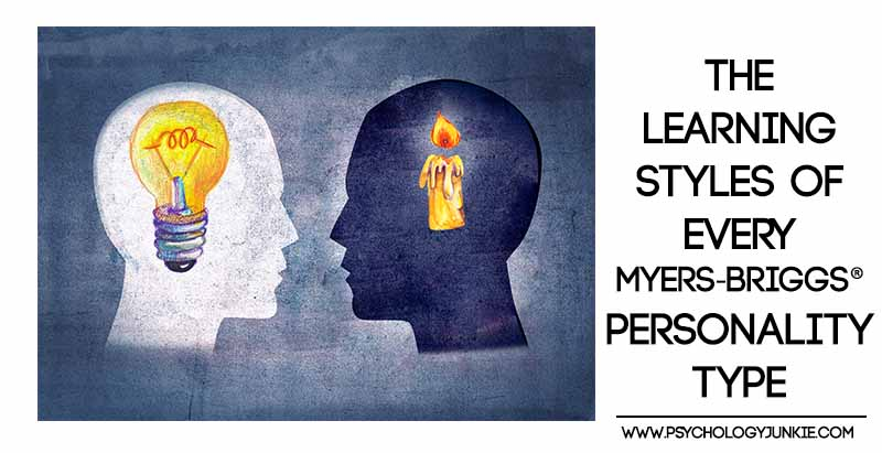 The Learning Styles of Every Myers-Briggs® Personality Type