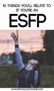 #ESFP fun facts! #MBTI