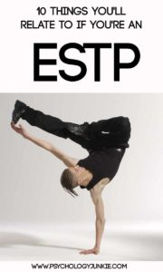 Fun facts about the #ESTP personality type! #MBTI