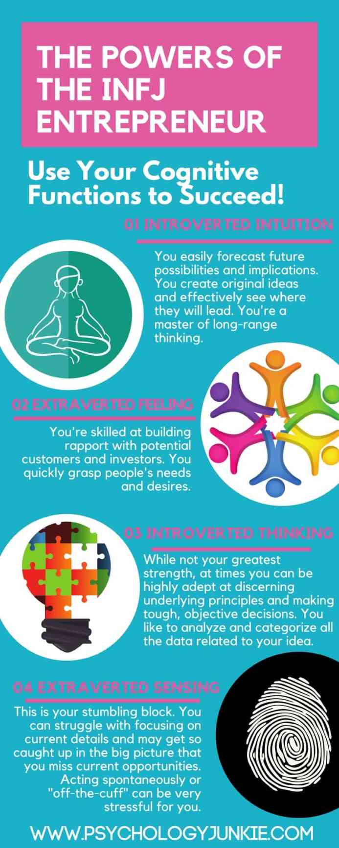 Tips for the #INFJ entrepreneur! #MBTI