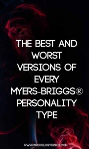 What each #MBTI type is like at their best and worst! #personality #INFJ #INTJ #INFP #INTP #ISTJ #ISFJ #ENFP #ENTP