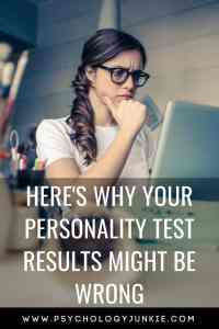 Are your #MBTI results inaccurate? Find out why they might be! #INFJ #INTJ #Personalitytype #Personality #myersbriggs #INTP #INFP #ENFP #ENTJ