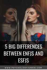 Are you an #ENFJ or an #ESFJ #personality type? Find out! #MBTI #Myersbriggs #Personalitytype