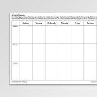 Behavioral Activation Worksheets & Handouts | Psychology Tools