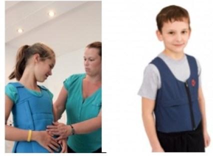 gilet compression psychomotricité vêtements