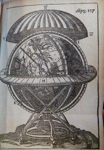 Globe image [public domain] via Wikimedia Commons