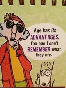 age advantage