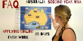 how to get a second working holiday visa in australia